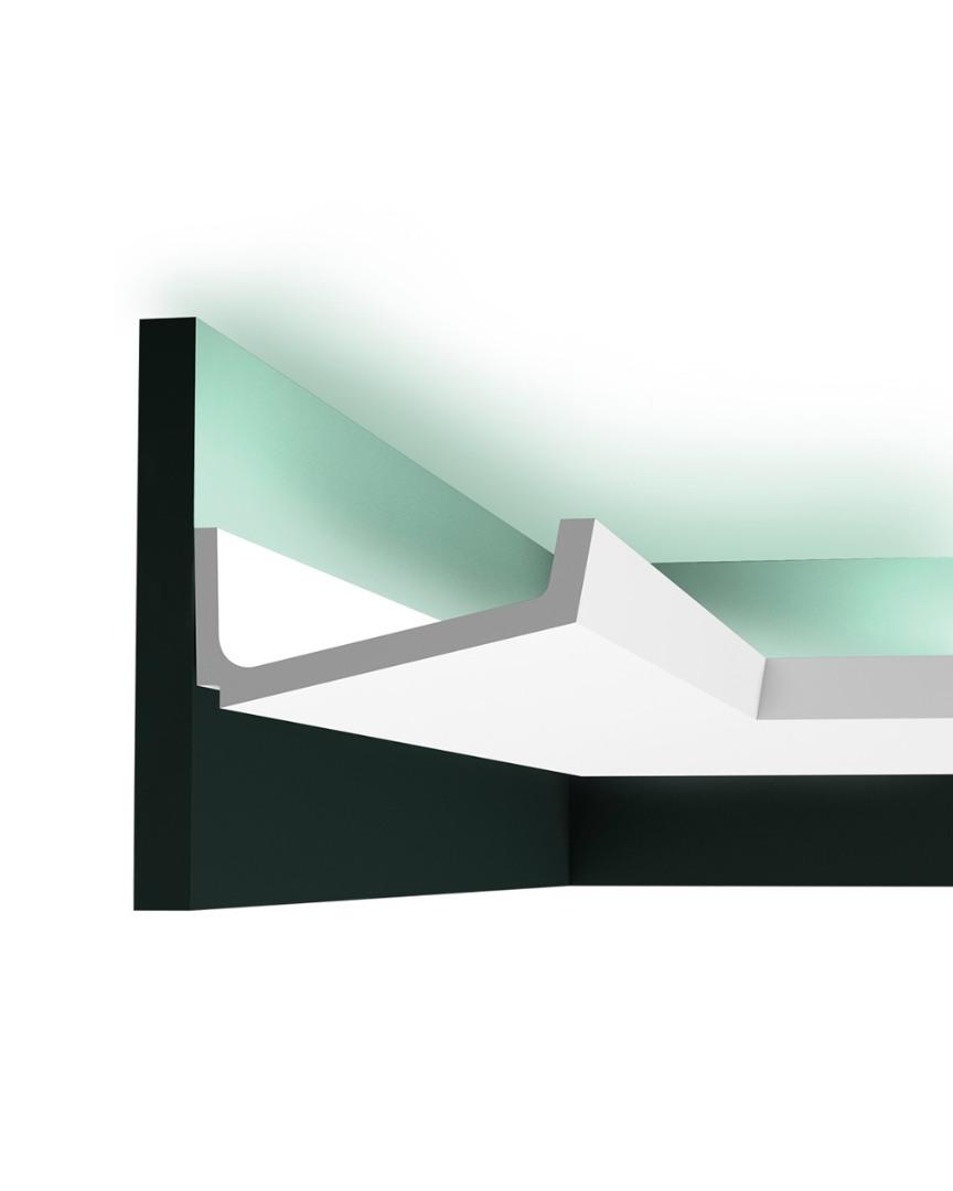 Profil scafa de lumina Purotouch