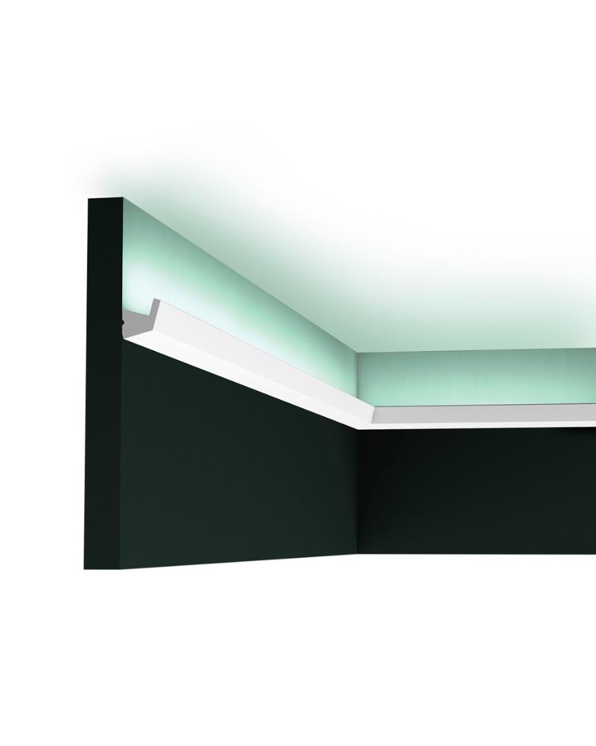 Profil scafa de lumina Duropolymer